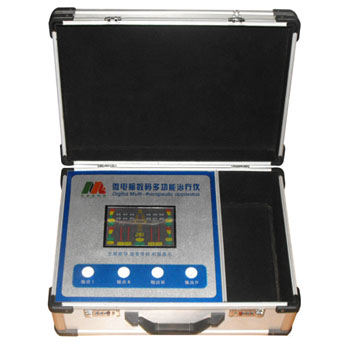 郑州明举多功能微电脑治疗仪(中药离子导入仪)LMK-568 便携式