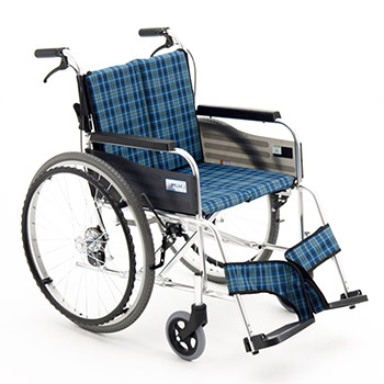 Miki 三贵轮椅车MUT-43JD(Z)