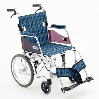Miki 三贵轮椅车MOCC-43JL(F)