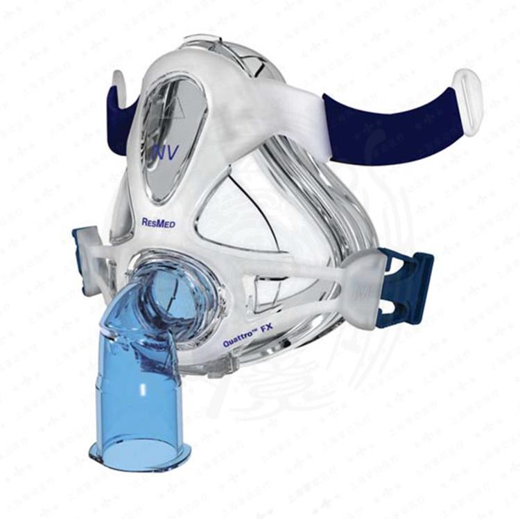 Resmed 瑞思迈全脸面罩跨越FX NV无排气孔(Quattro Fx Nv)