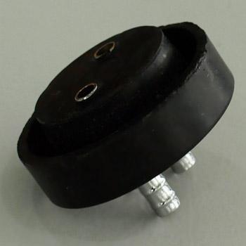 斯曼峰流产吸引器的配件:橡胶小口瓶塞  不带插口LX-3