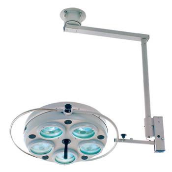 博基冷光吊式五孔手術無影燈L735