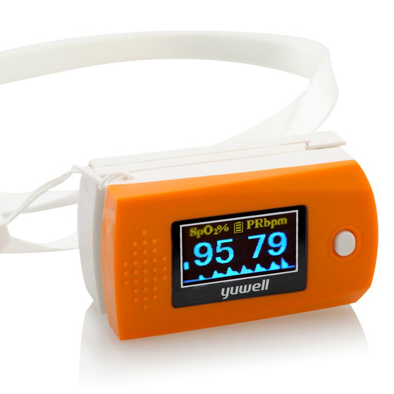 魚躍脈搏血氧儀YX300