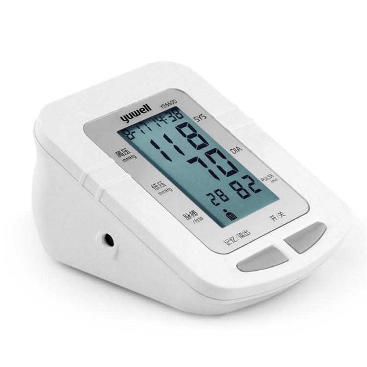 鱼跃电子血压计YE-660D
