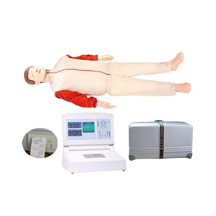 液晶彩顯高級電腦心肺復蘇模擬人BIX-CPR580