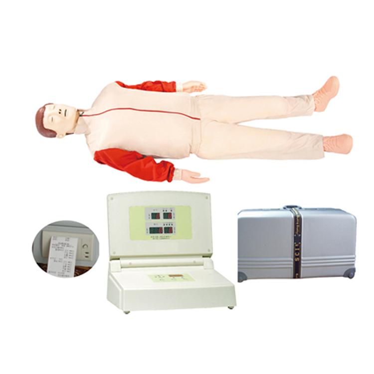 高级电脑心肺复苏模拟人(语音、计数、考核)BIX-CPR380