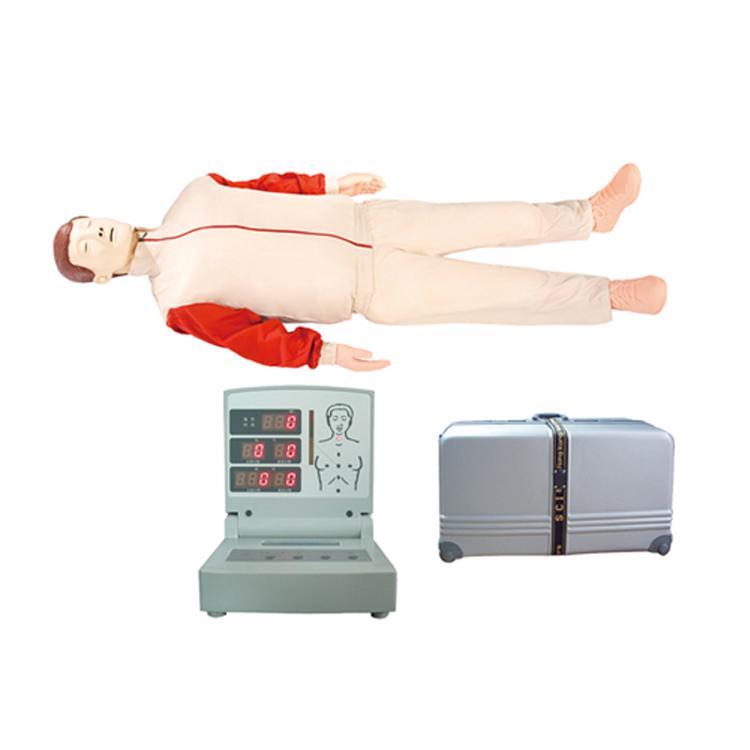 全自动电脑心肺复苏模拟人(带考核功能)BIX-CPR280