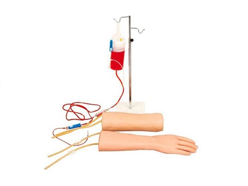 手部、肘部组合式静脉输液(血)训练模型KAR/S18