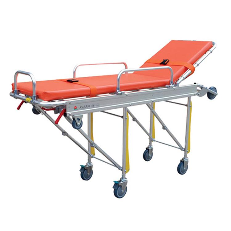 铝合金自动救护车担架YXH-3B