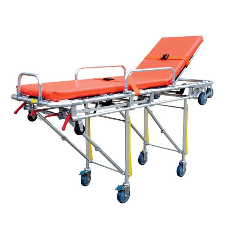 铝合金自动救护车担架YXH-3A2