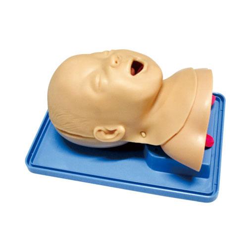 高級嬰兒氣管插管訓練模型KAS-15-2