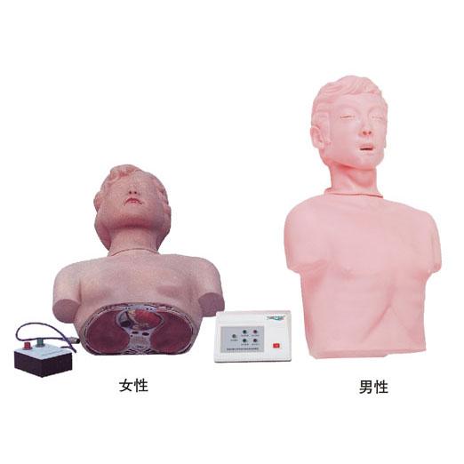 半身心肺復蘇訓練模擬人KAS-CPR170