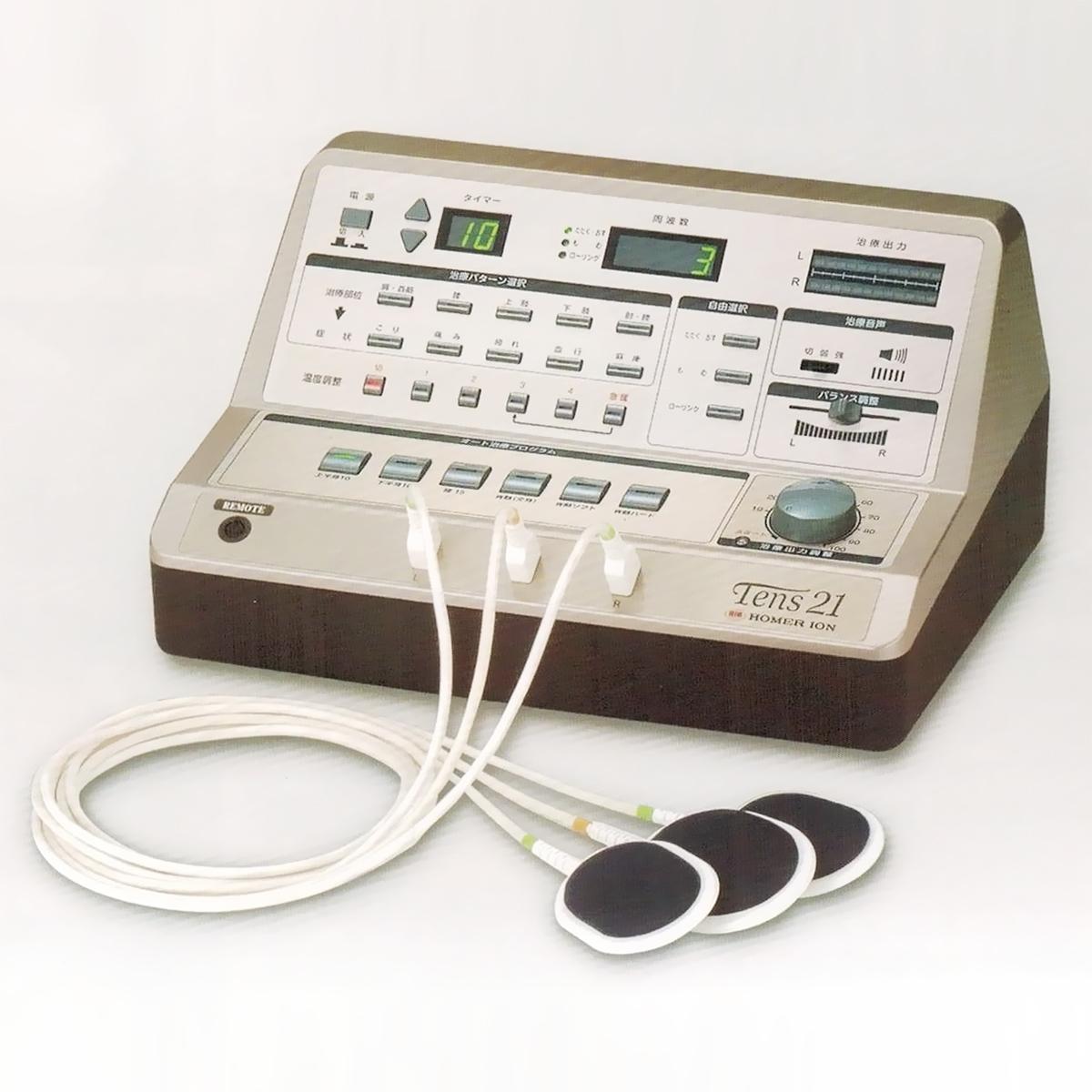 日本好玛治疗器TENS21