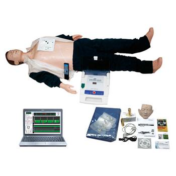 电脑高级心肺复苏、AED除颤仪模拟人KAS-BLS850