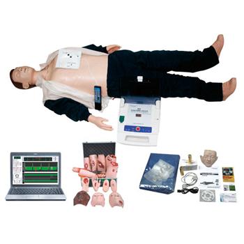电脑高级心肺复苏、AED除颤仪、创伤模拟人KAS-BLS880