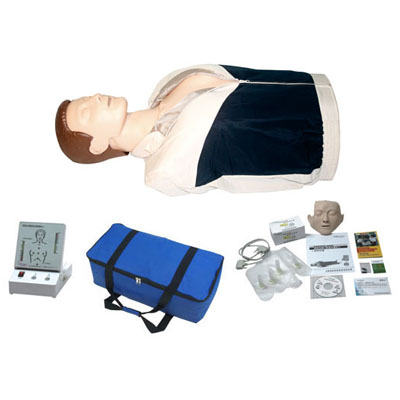高级半身心肺复苏训练模拟人KAS-CPR230