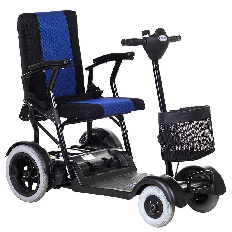 上海互邦电动轮椅车HBLD4-E