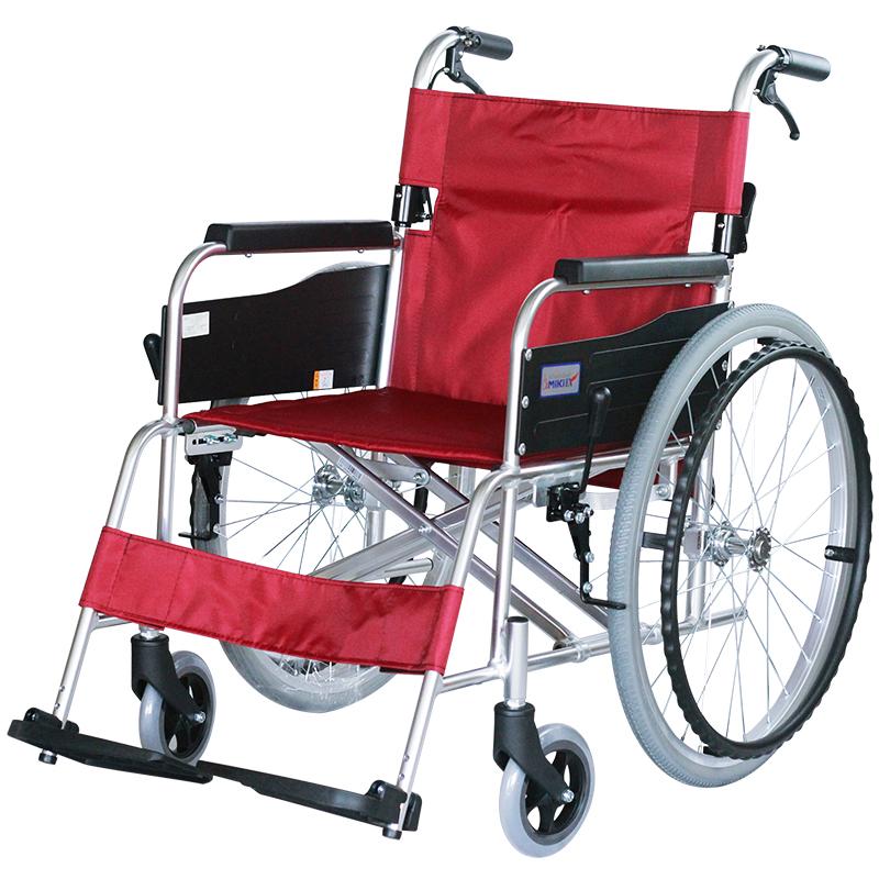 Miki 三贵轮椅车MPT-43JL型