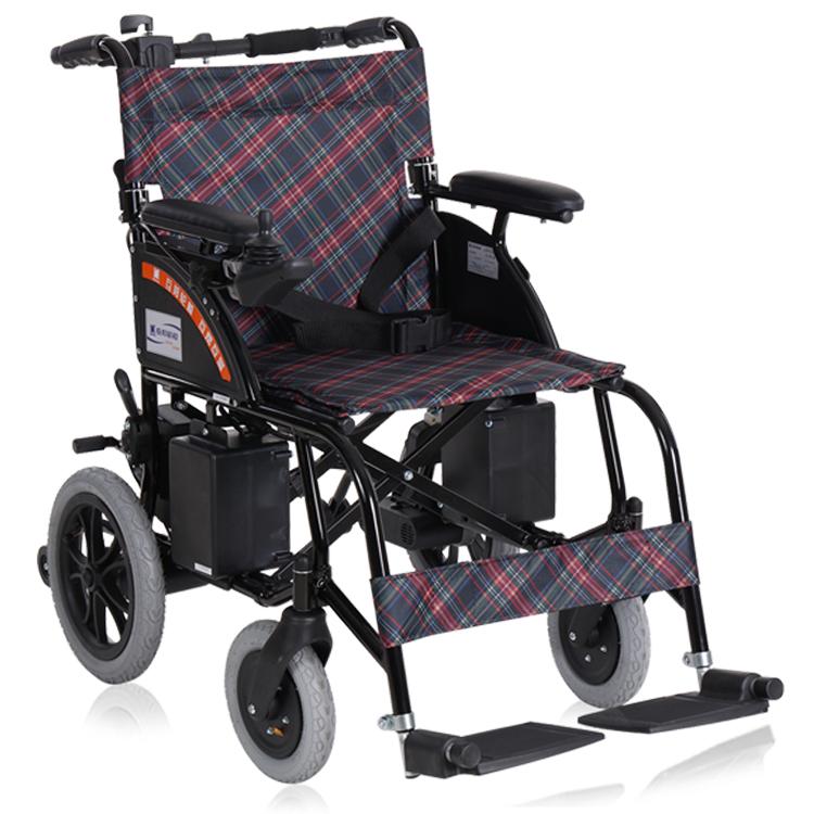 上海互邦电动轮椅车HBLD4-B