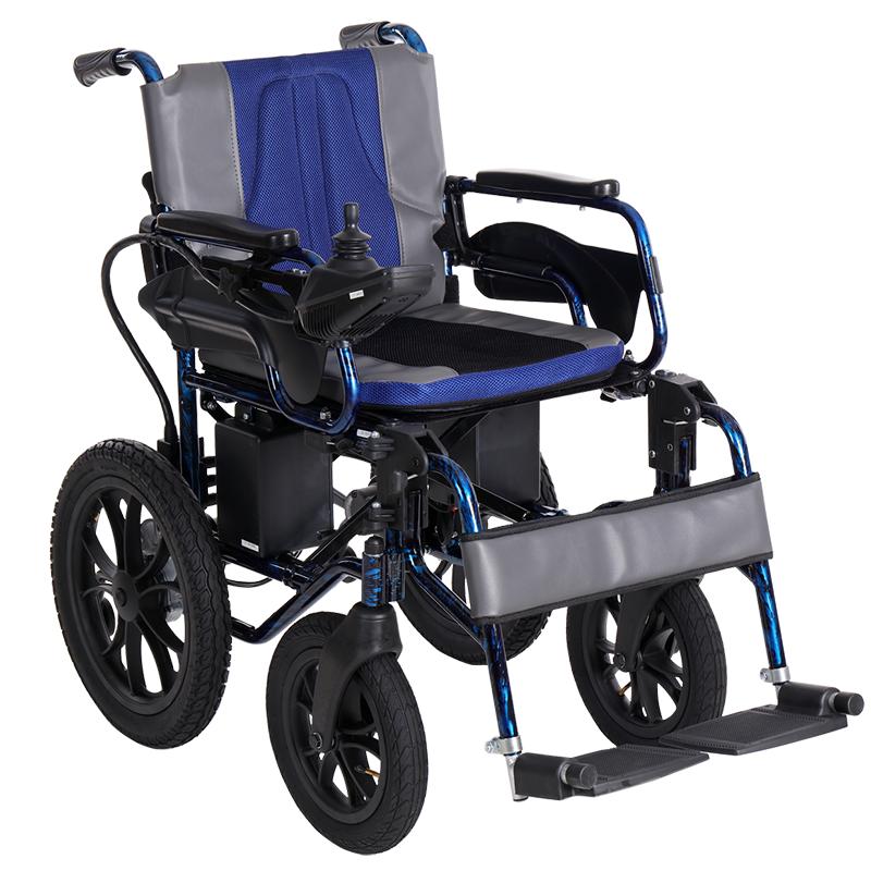 上海互邦电动轮椅车HBLD1-E
