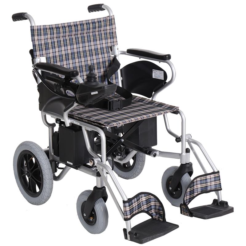 上海互邦电动轮椅车HBLD1-C