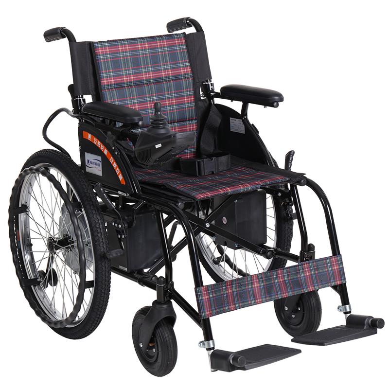 上海互邦电动轮椅车HBLD4-F