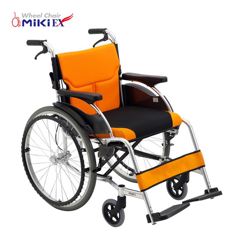 Miki 三贵轮椅车MCS-43JL型