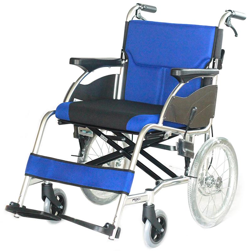 Miki 三贵轮椅车MCSC-43JL型
