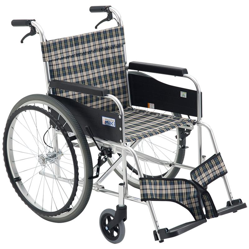 Miki 三贵轮椅车MPT-43L型