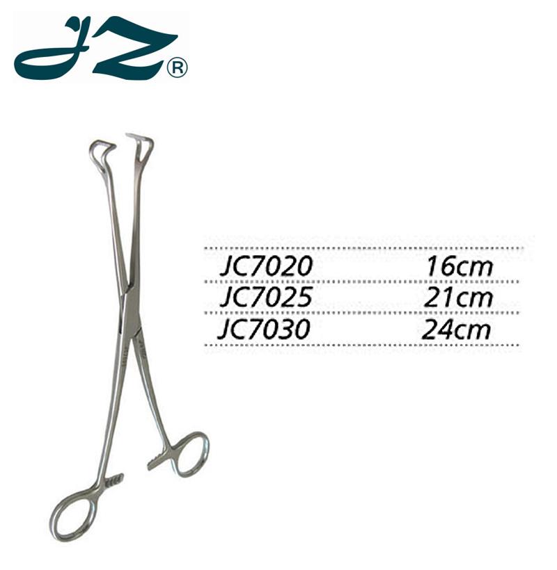 金钟组织钳JC7025