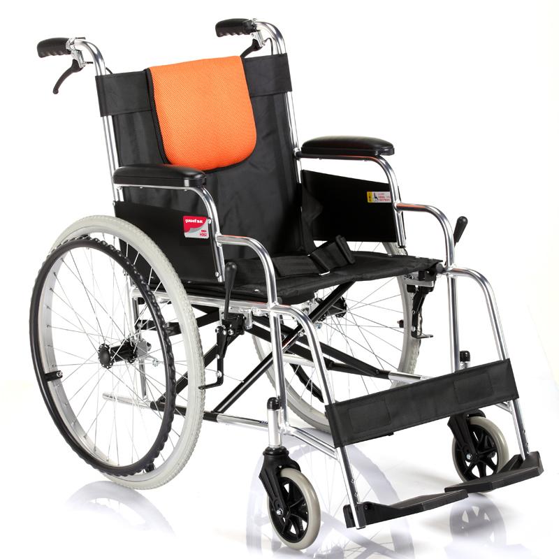 魚躍輪椅車H062型