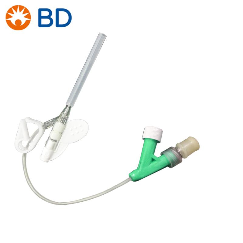 BD 碧迪靜脈留置針18G Y型